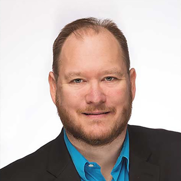 headshot of ReverseVision VP of Operations Justin Burns